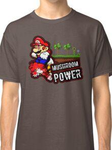 Mushroom Power Classic T-Shirt