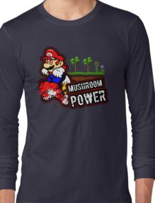Mushroom Power Long Sleeve T-Shirt