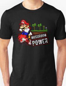 Mushroom Power Unisex T-Shirt