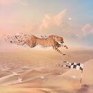 Go the distance Card by Jena DellaGrottaglia