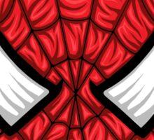 Spiderman Mask Sticker