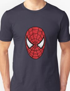 Spiderman Mask Unisex T-Shirt