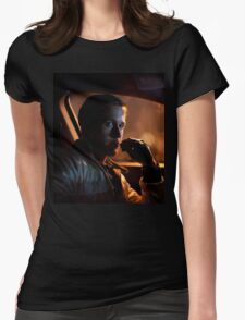 Drive - Driver - Ryan Gosling Womens Fitted T-Shirt