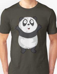 Panda Hug Unisex T-Shirt