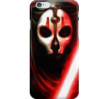 Darth Nihilus - KOTOR 2 - STAR WARS - Knights of the Old Republic 2 iPhone Case/Skin