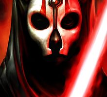 Darth Nihilus - KOTOR 2 - STAR WARS - Knights of the Old Republic 2 by frc qt