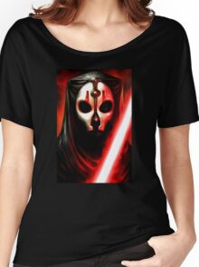 Darth Nihilus - KOTOR 2 - STAR WARS - Knights of the Old Republic 2 Women's Relaxed Fit T-Shirt