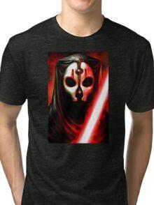 Darth Nihilus - KOTOR 2 - STAR WARS - Knights of the Old Republic 2 Tri-blend T-Shirt