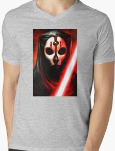 Darth Nihilus - KOTOR 2 - STAR WARS - Knights of the Old Republic 2 Mens V-Neck T-Shirt