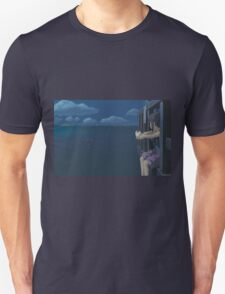 Spirited Away - Studio Ghibli - Boat / Water - Upscale Unisex T-Shirt