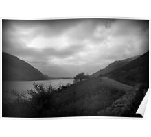 The Dark Side Of The Lake District- Wast Water Poster