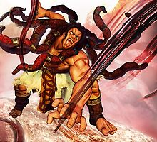 Necalli - Street Fighter V / Street Fighter 5 - New Character by frc qt