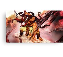 Necalli - Street Fighter V / Street Fighter 5 - New Character Canvas Print