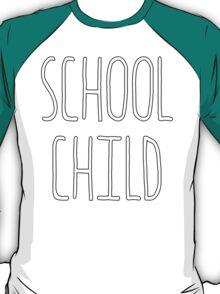 SCHOOL CHILD - ONE PUNCH MAN - MANGA T-Shirt