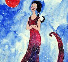 Scorpio * 24 October - 22 November * element water * planet Mars&Pluto * profound, headstrong, loyal * by Krokokaro