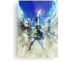 The Legend of Zelda - Skyward Sword Metal Print