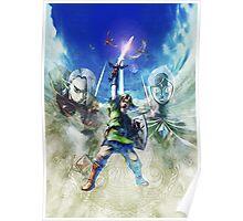 The Legend of Zelda - Skyward Sword Poster
