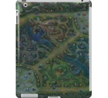 Summoner's Rift - League of Legends - Ultra High Res (STITCH) iPad Case/Skin
