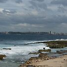 Looking toward Habana del Este by Mark Prior