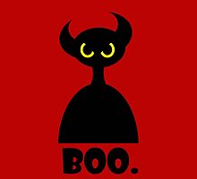 Boo. by happybiscuit