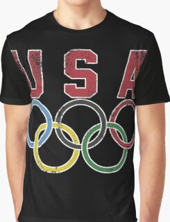 Olympic Games Graphic T-Shirt