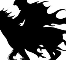 Black Riders Courier Company Sticker