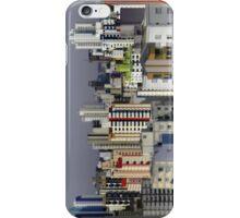Goiania (faux tiltshift) iPhone Case/Skin