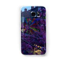A Kiss Through the Blooms Samsung Galaxy Case/Skin