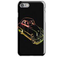 Neon Car iPhone Case/Skin