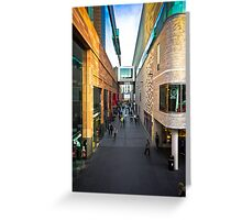 Liverpool One Greeting Card