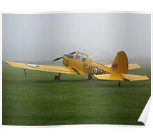 De-Havilland Chipmunk Poster