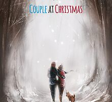 Couple at Christmas by Mat Dawson