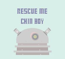 Rescue Me Chin Boy by eatorcs