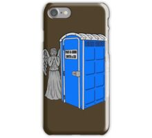 The Angels Have the Wrong Box! iPhone Case/Skin
