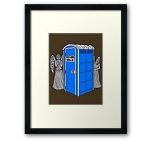 The Angels Have the Wrong Box! Framed Print