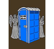 The Angels Have the Wrong Box! Photographic Print