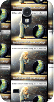 The Atheist : If I have told you earthly things.... by Matthew Scotland