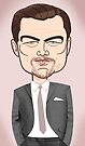 Leo DiCaprio by drawgood