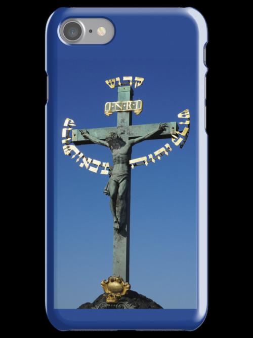 Jesus on the cross by BoywonderUK