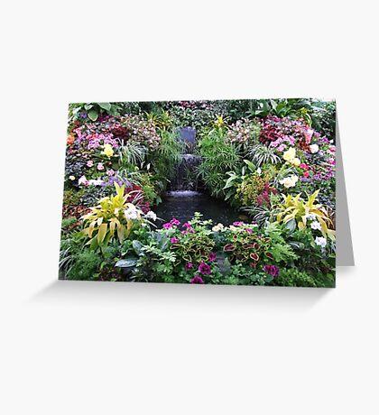 Vision of Spring Greeting Card