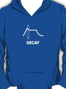 ADSR - Decay (White) T-Shirt