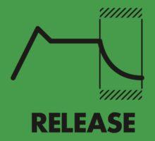 ADSR - Release (Black) Baby Tee