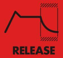 ADSR - Release (Black) One Piece - Short Sleeve