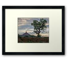Nowhere in Particular Framed Print