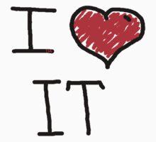 i love it  by Tia Knight