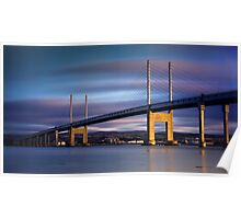 Kessock Bridge Poster