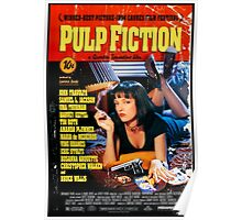 Pulp Fiction - Promotional Poster Poster