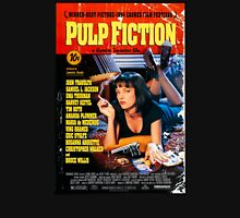 Pulp Fiction - Promotional Poster Unisex T-Shirt