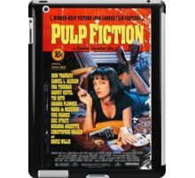 Pulp Fiction - Promotional Poster iPad Case/Skin