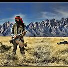 Apache by Richard  Gerhard